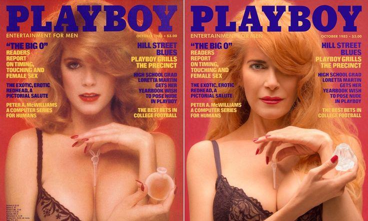 Modelos da Playboy recriam capas que protagonizaram 30 anos atrás