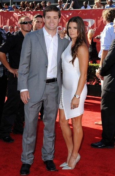 Danica Patrick Photos Photos - Arrivals at the 2014 ESPYS at the Nokia Theatre in Los Angeles.  - Arrivals at the ESPYS