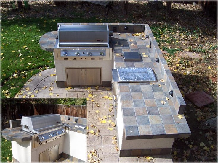 Outdoors Kitchens Island | Outdoor Kitchens And Grill Islands In Denver,  Colorado
