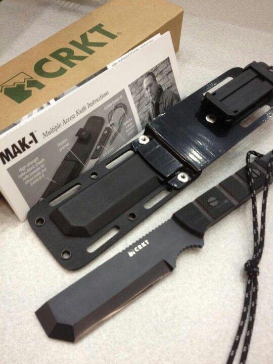 Pry-knife CRKT MAK 1