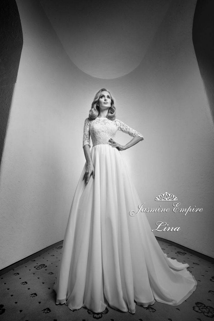 Wedding dress Lina photo 1