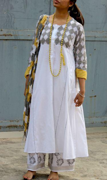 shades and white   shadesofindia