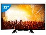 TV LED 32 AOC LE32H146120 - Conversor Integrado 2 HDMI 1 USB