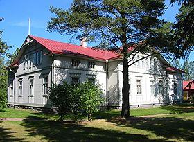 Havulan huvila, Havula Manor — Kalajoki http://www.visitkalajoki.fi/fi/yritykset/kalajoki/havula#.Ub7nm1Gbj30 #kalajoki #museum #history #havula #plassi #jugend #artnouveau #finnish houses