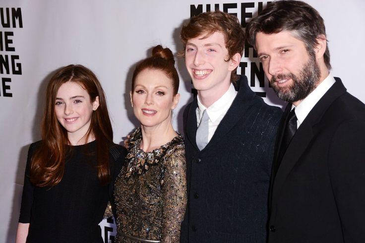 julliane moore's family