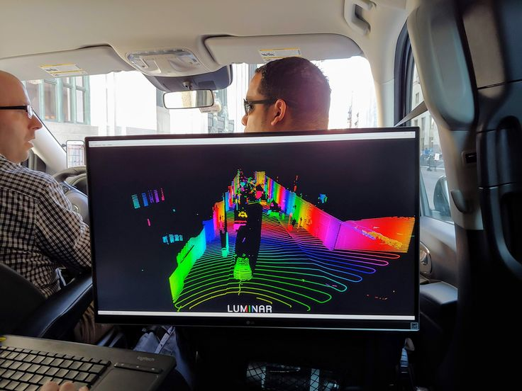 Luminar Partners With Volvo And Unveils Perception Development Kit Silicon Valley Based Lidar Developer Luminar Announced Volvo Laser Vision Self Driving