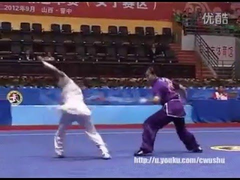 대륙녀 신들린 창술 대련 chinese girls awesome spearmanship