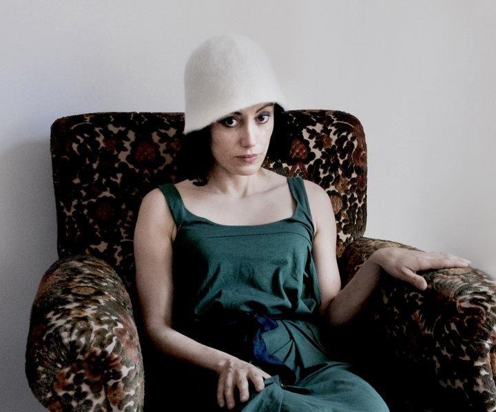 SILVIA CAMPORESI PH © Ritratto di Silvia Camporesi