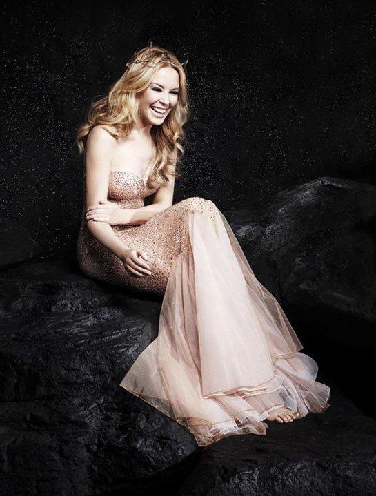 Kylie Minogue... still gorgeous!