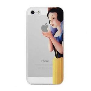 Coque Disney Blanche Neige iPhone 5 / 5S - Achat / Vente Coque Disney Blanche Neige - Cdiscount