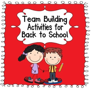 This pack includes 9 different team building activities. It is perfect for breaking the ice and getting to know each other during the first week of school.  $3: Classroom Setup 1St, Boys Eoy Idea, Dances Brain Breaks, 3 Repin By Pinterest, Teamwork Group, Icebreakers Activities, Team Building Icebreakers, Icebreaker Activities, Building Activities
