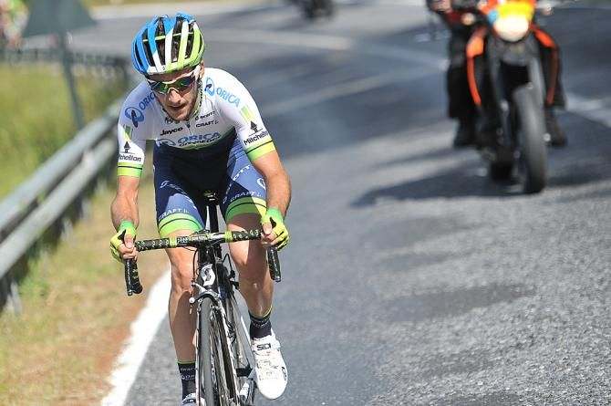 Presidential Cycling Tour of Turkey 2014 - Adam Yates (Orica-GreenEdge) powered away to the stage win
