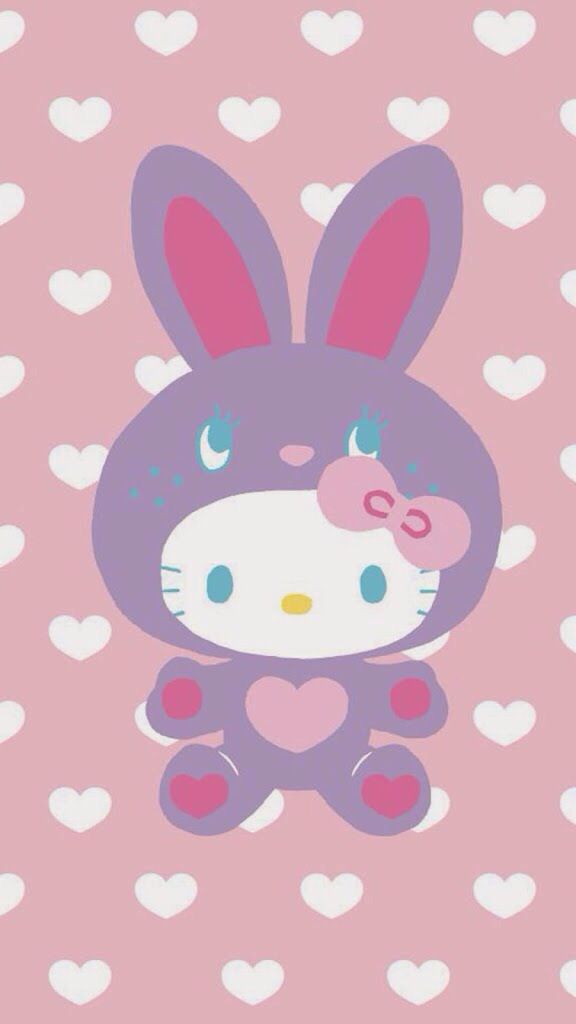 hello kitty easter wallpapers - photo #16