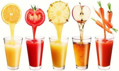 Estrattori di succo, ricette e idee per preparare gustosi succhi di frutta e verdure ricchi di vitamine e sali minerali.