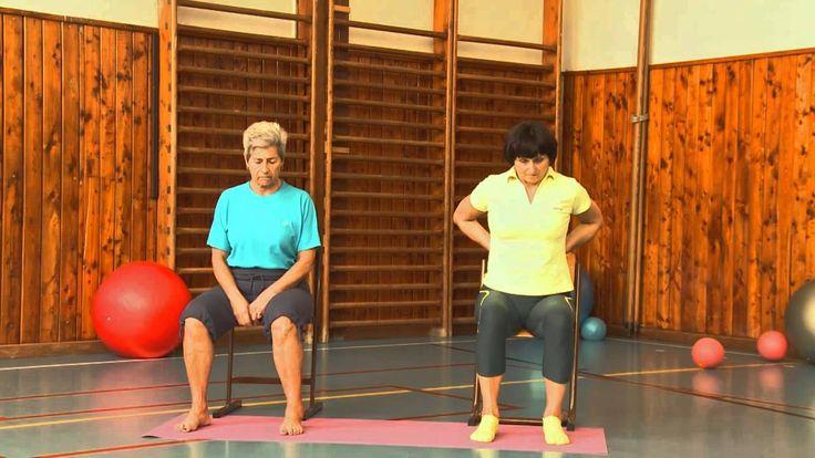 Sed - Cvičením proti bolesti - 11. díl