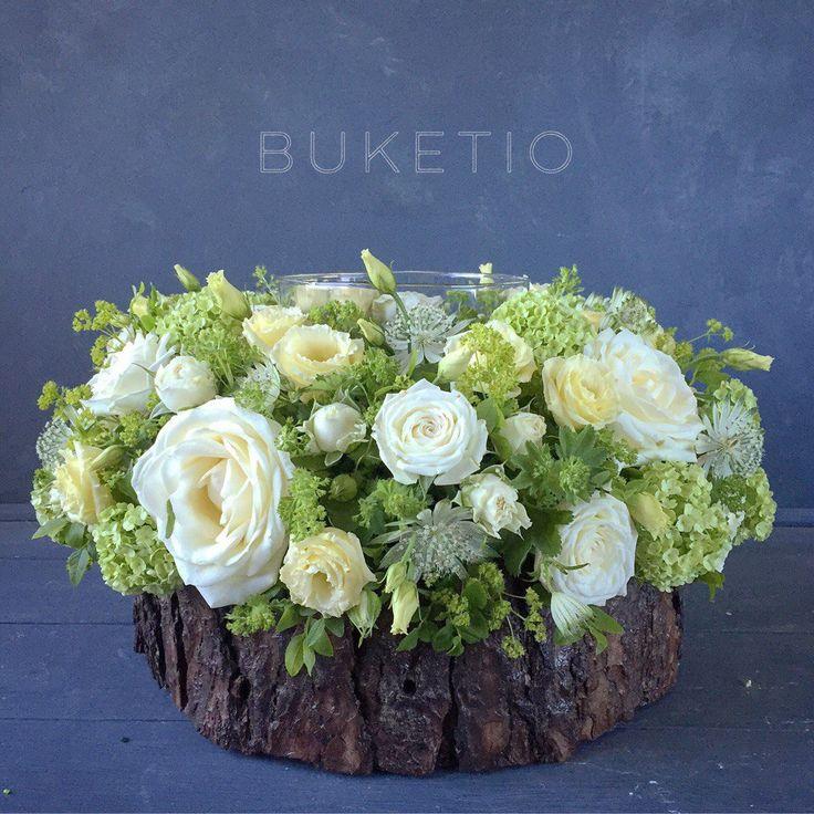 Школа Букетио. Флористика и декор. Онлайн.