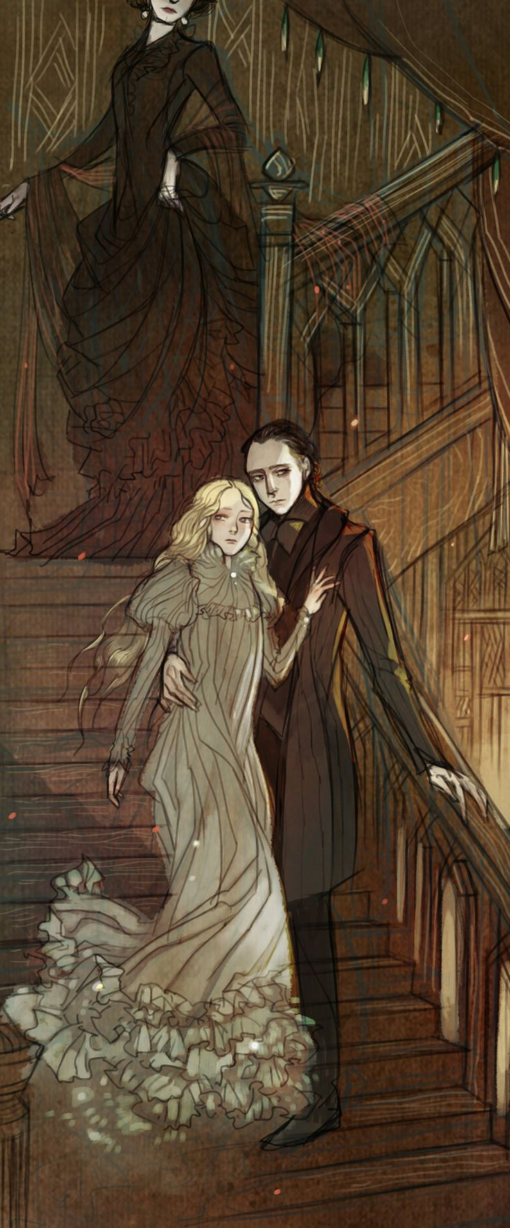 crimson peak by huandual on DeviantArt