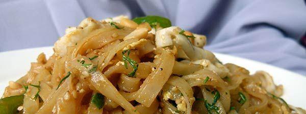 Receta de Pad Thai - Lo que comemos