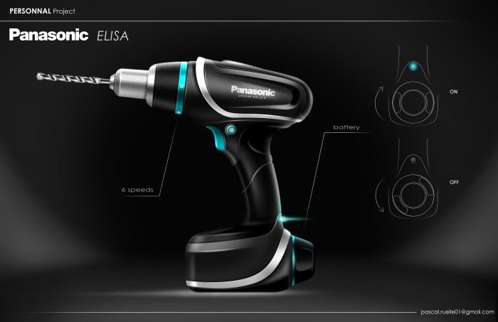 Panasonic Elisa by pascal ruelle at Coroflot.com
