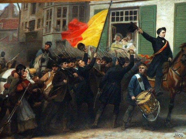 belgische opstand 1830