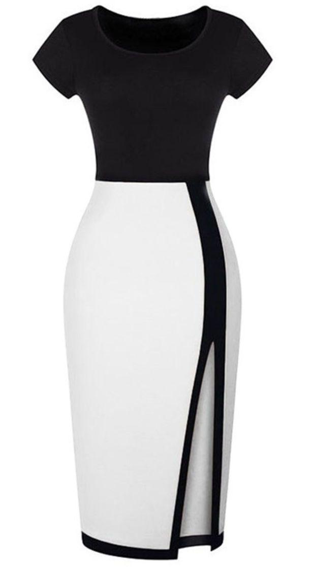 63 Best Moda Images On Pinterest Low Cut Dresses Block Dress And