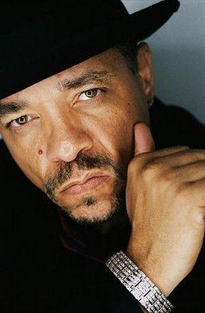 """Ice-T   Detective Odafin """"Fin"""" Tutuola Law & Order : SVU"""