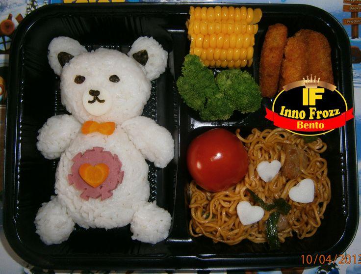 Panda Bento