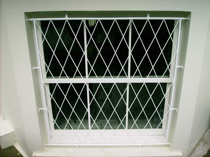 Vertical Window Bars, Diamond Lattice Designs and many ...