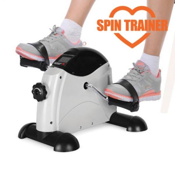 Now you can work out comfortably with the Spin Trainer pedal exerciser! Just at home! http://www.justgoodle.com/en/5146-spin-trainer-pedal-exerciser.html