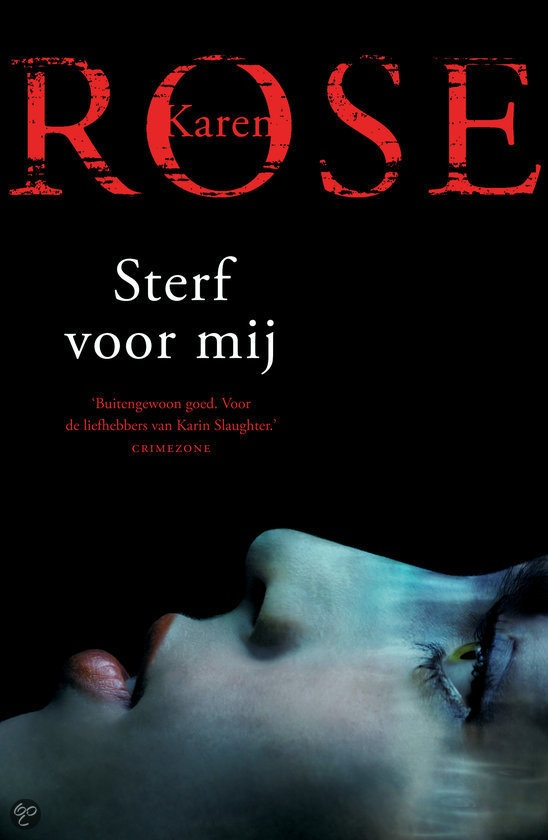 42 best gelezen thrillers images on pinterest thrillers shelves sterf voor mij karen rose fandeluxe Image collections