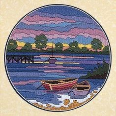 long stitch embroidery - Google Search