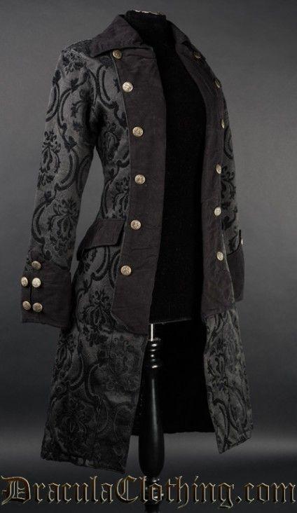 Pirate Princess Coat                                                                                                                                                      More