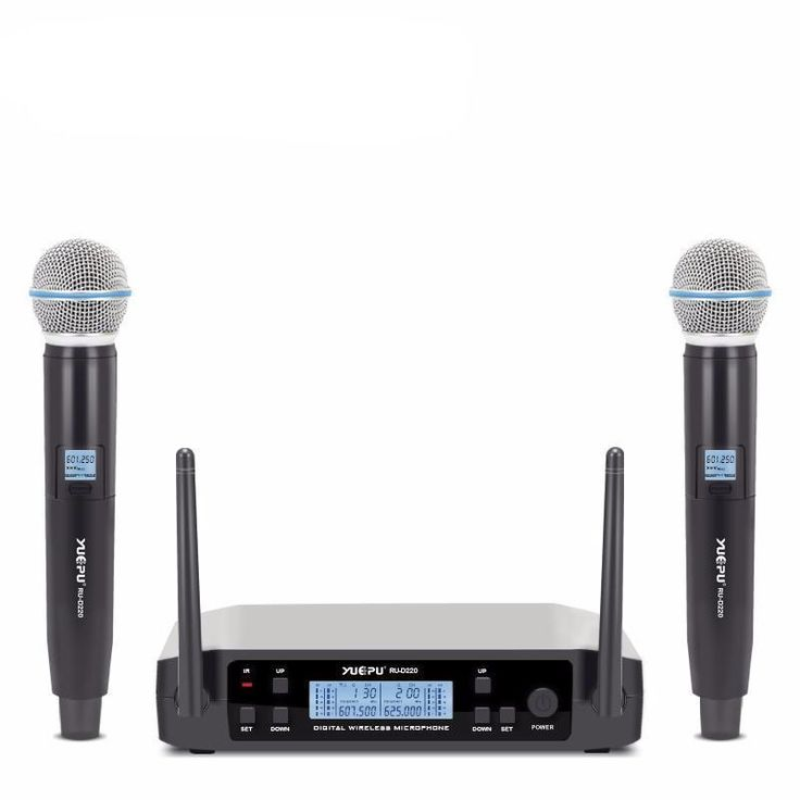 How good is this YUEPU RU-D220 UHF.... Available at DIGDU today! http://www.digdu.com/products/yuepu-ru-d220-uhf-handheld-karaoke-microphone-wireless-professional-system-2-channel-frequency-adjustable-cordless-for-church-1?utm_campaign=social_autopilot&utm_source=pin&utm_medium=pin
