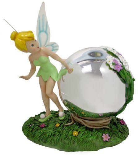 Disney LDG89109 Tinkerbell Gaze Ball Statue By Disney. $25.98. Weather  Resistant. Tinkerbell Statue · Garden StatuesGarden ...