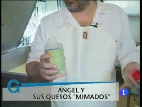 Reportaje Quesería Los Corrales en Gente TV