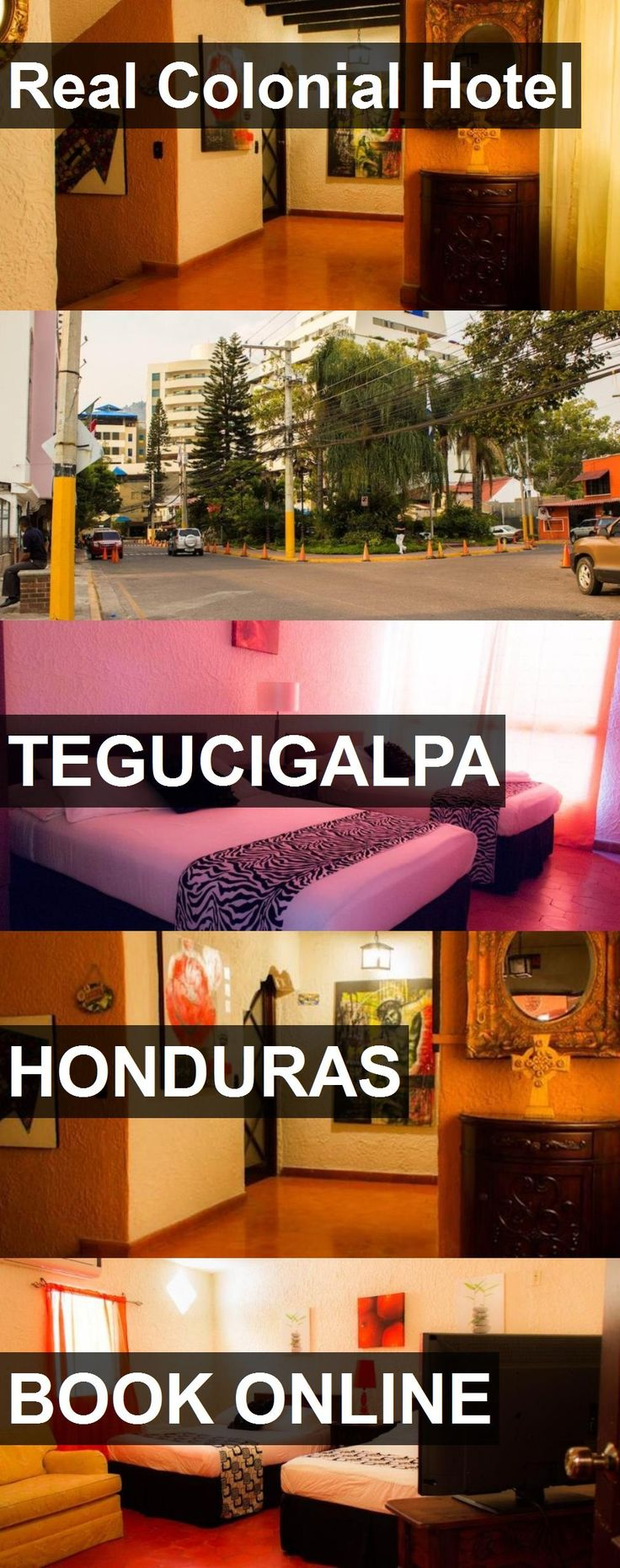 Hotel Real Colonial Hotel in Tegucigalpa, Honduras. For more information, photos, reviews and best prices please follow the link. #Honduras #Tegucigalpa #RealColonialHotel #hotel #travel #vacation
