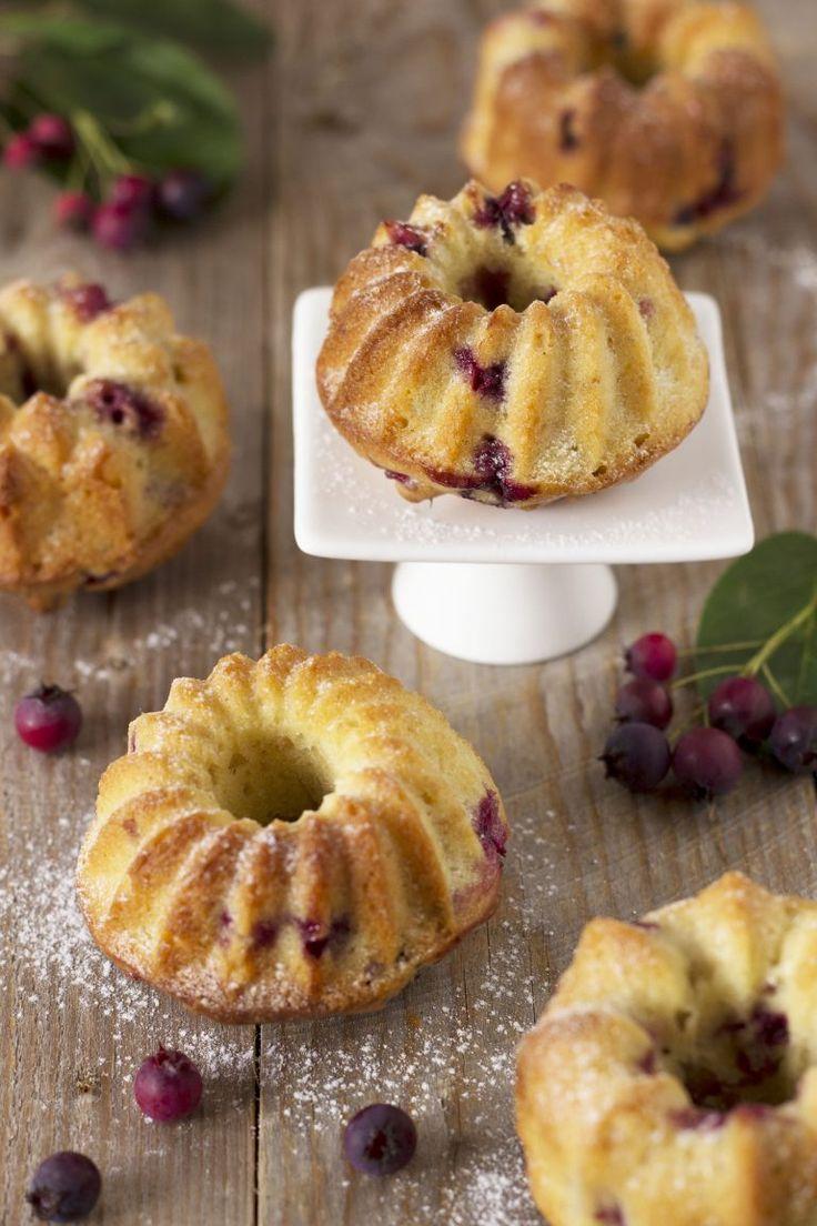 Super recept voor grote muffins! Kan ook prima zonder krenten...