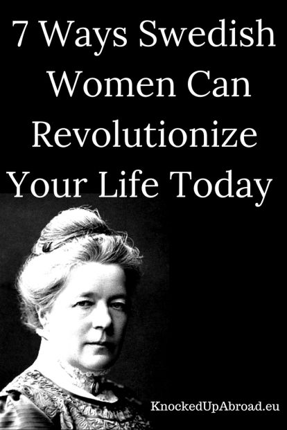 7 Ways Swedish Women Can Revolutionize Your Life Today | Knocked Up Abroad