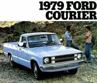 1979 Ford Courier Truck...again...it was ok.