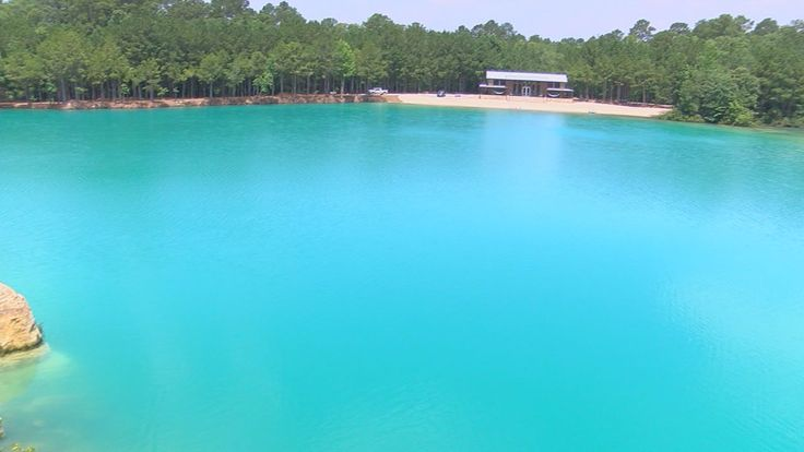 Hidden deep within the Angelina National Forest is a swimming hole that looks so tropical, it's hard to believe that it's real. The bright blue water stands out against the shady ... Read More