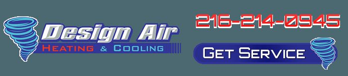Cleveland HVAC Contractor  |  Design Air Heating & Cooling