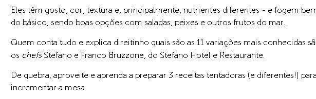 Em detalhe - #gastronomiaitaliana #fabulososnamidia Stefano Hotel e Restaurante no Site Disney Babble, com chefs Franco e Stefano Bruzzone.