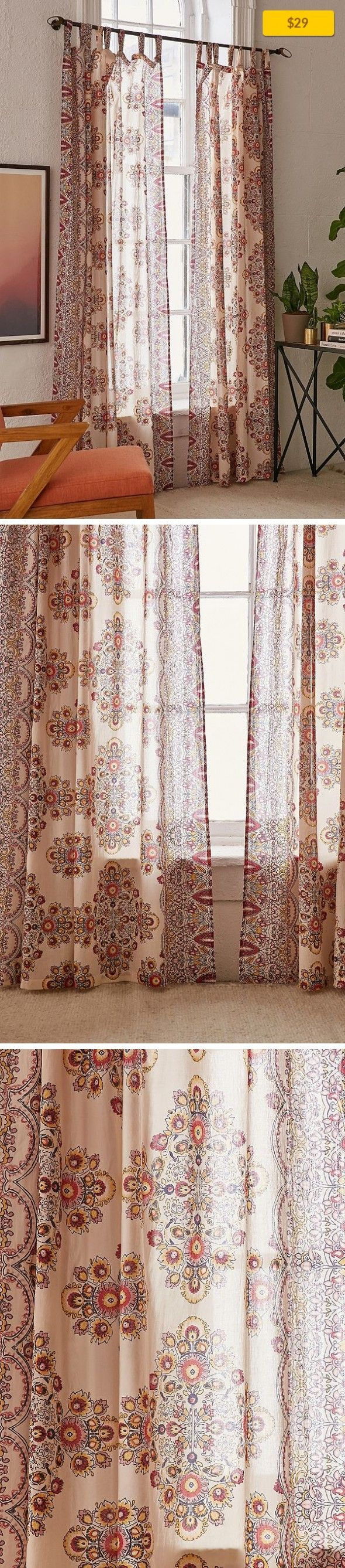 Tamara Curtain Sale, Apartment Sale, Rugs, Curtains + Tapestries Semi Sheer  Window Panel Crafted From Soft Cotton. Topped With An Allover Bold Graphic  We ...