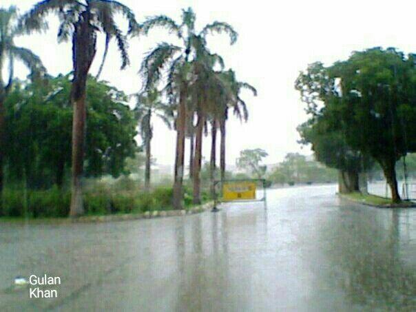 Karachi weather view Sindh Pakistan