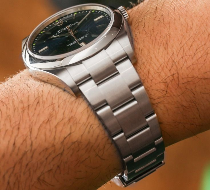 Rolex Oyster Perpetual Watches New For 2015 Hands-On