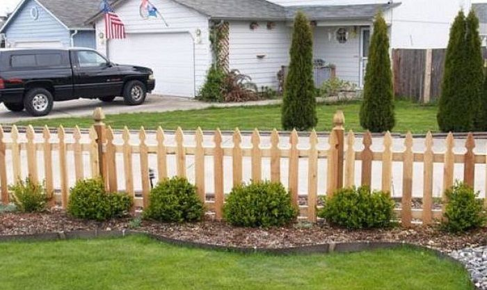 1000+ images about Short Fence Ideas on Pinterest | Front ...