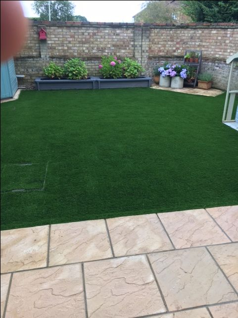Having Artificial Grass will give you TIME BACK, its low maintenance and your animals and kids will love playing outside all year round:)
