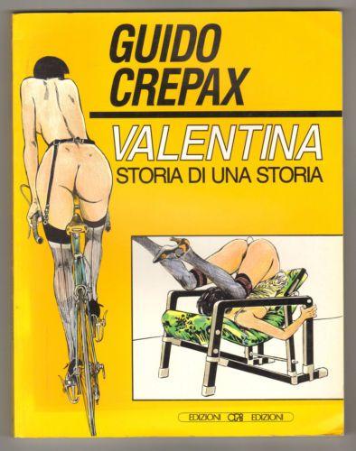 Valentina, Storia di una storia by Guido Crepax