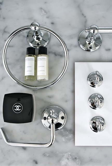 Bathroom Accessories - Hooks, Towel Ring, Toilet Roll Holder, Towel Rail - Stockholm Miller