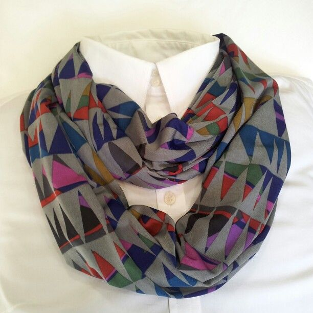 Infinity Scarf...SG